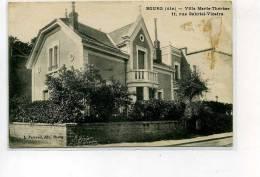 BOURG EN BRESSE    VILLA MARIE THERESE  RUE GABRIEL VICAIRE - Bourg-en-Bresse