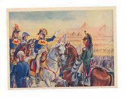 Grande Image / Bonaparte Au Coeur De La Campagne D' Egypte / ( Pyramides / Egypt / Napoléon )  // BIM 39 - Ohne Zuordnung