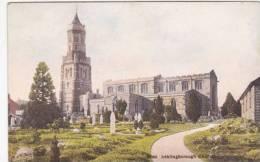 IRTHINGBOROUGH CHURCH - Northamptonshire