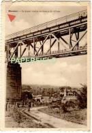 MORESNET - Le Grand Viaduc Au-dessus Du Village - 1948 - Plombières