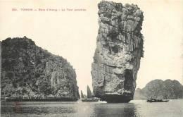 COCHINCHINE TONKIN BAIE D'ALONG LA TOUR PENCHEE - Vietnam