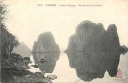 COCHINCHINE TONKIN BAIE D'ALONG  CHENAL DE L'HAMELIN - Vietnam