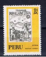 PE Peru 1972 Mi 920 Mnh - Peru