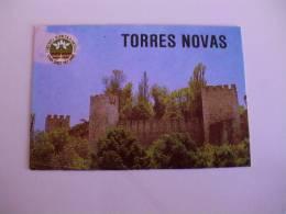 Bank/Banque/Banco Caixa De Crédito Agricola Mutuo De Torres Novas Portuguese Pocket Calendar 1992 - Calendarios