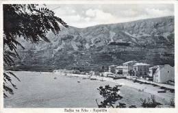 BASKA Na Krku - Kupaliste (Jugoslawien), Gelaufen Um 1930, Schöne 2 Fach Frankierung, Gute Erhaltung - Jugoslawien