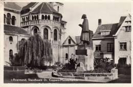 """ Roermond, Standbeeld Dr. Cuypers- Munsterkerk"", 1957 - Roermond"