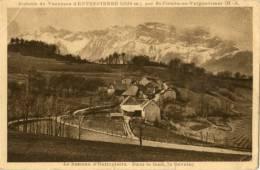 CPA - Entrepierre - Colonie De Vacances D´Entrepierre Par St Firmin En Valgaudemar - Le Hameau - France