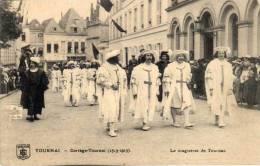 TOURNAI - Cortège-Tournoi - Le Magistrat De Tournai  (47923) - Other