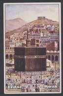 German Trading Cards 11x7cm ~1928 Kaaba Mekka - Godsdienst & Esoterisme