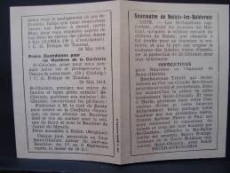 DocRe. A9. Sanctuaire De Roisin-lez-Quiévrain - Religion & Esotérisme