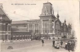 Bruxelles (1919) - Chemins De Fer, Gares