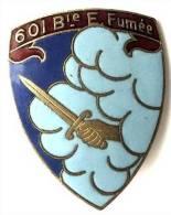 INSIGNE REGIMENT ARTILLERIE LE 601° BEF DRAGO PARIS - Armée De Terre