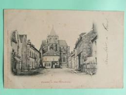 Ecouché - Rue Notre Dame - Ecouche