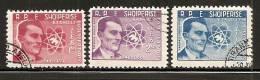 Albania 1959 World Peace Movement, Used (o) - Albanie