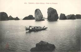 COCHINCHINE TONKIN BAIE D'ALONG RADE DU CRAPAUD - Vietnam