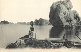 COCHINCHINE TONKIN BAIE D'ALONG ENSEMBLE - Vietnam