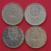 PORTUGAL         KM# 634,1  -  6 COINS   (M936) - Portugal