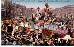 Carnaval De Nice - Bouquets ! Bouquets ! ( Efeso C. Constructeur ) - Carnaval