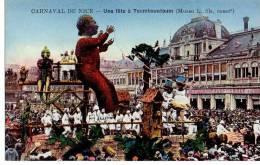 Carnaval De Nice - Une Fête à Toumbountoum ( Musso L. Fils Constructeur ) - Carnaval