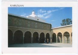 TUNISIA/TUNISIE - KAIROUAN MAUSOLEE' DU BARBIER (SIDI SAHEB) / MOSQUE / THEMATIC STAMP-BIRD - Tunisia