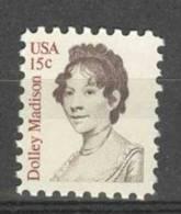 USA UNITED STATES 1980 MCHL 1428 MNH ** POSTFRIS NEUF - Stati Uniti