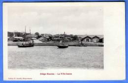 DIEGO SUAREZ (Madagascar), La Ville Basse, Nicht Gelaufen 1910, Gute Erhaltung - Madagaskar