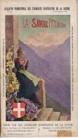 RARE Guide 1902 Du Syndicat D´Initiative De SAVOIE  De CHAMBERY Et AIX LES BAINS Nombreuse Pub  Et Photos - France
