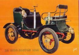 064 - AUTOMOBILE -  DE DION BOUTON 1898 - Taxi & Carrozzelle