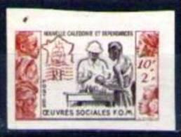 Au Profit Des Oeuvres Sociales NON DENTELE - Nouvelle-Calédonie
