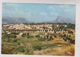 CPM DPT 06 LA GAUDE En 1973 !! - Autres Communes