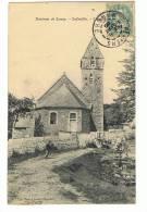 CP   LAFEUILLE L EGLISE - ECRITE EN 1905 - Unclassified
