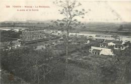 COCHINCHINE TONKIN MONCAY LA RESIDENCE LA POSTE ET LE CERCLE - Viêt-Nam