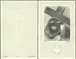 Doodsprentje (4029)  Meerle - GOOS / VAN DEN BOGERD 1894 - 1965 - Images Religieuses