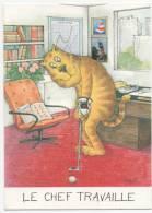 ILLUSTRATEUR   L 83     /  PATRICK    /  CHAT    /   CPM / CPSM  10 X 15 - Autres Illustrateurs