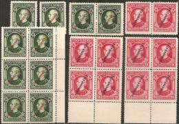Slovacchia 1939 Nuovo** - Yv.30/31  10x - Slovacchia