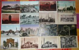 K9 - 7 / LOT DE + 25 CARTES DE CONSTANTINOPLE - Turquie