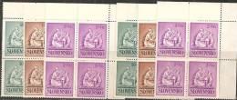 Slovacchia 1941 Nuovo** - Yv.61/63  2Q - Slovacchia