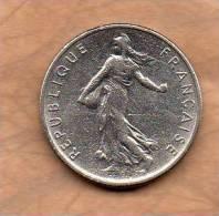 PIECE DE 1/2 FRANC 1973 - Francia