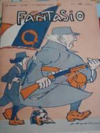 ROUBILLE/ROOSEVELT BARRERE/FABIANO/CAMI CAPY/HEROUARD/SESBOUE/FLIRT COSAQUE ZALIOUK - 1900 - 1949