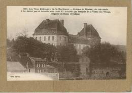 Siorac-en-Périgord (Dordogne) Le Château. - France