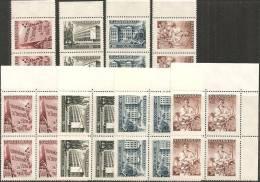 Slovacchia 1943 Nuovo** - Yv.94/97 Q+2 - Nuovi