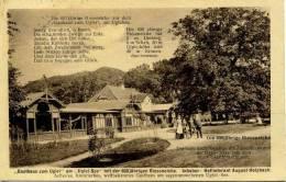 Deutschland - Eutin - Gasthaus Zum Uglei - 1924 - Eutin