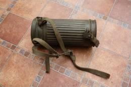 Boite De Masque à Gaz All WW2 - 1939-45