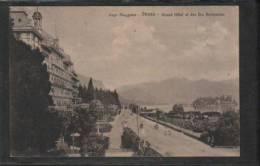 C6812 STRESA GRAND HOTEL ET DES ILES BORROMEES ALBERGHI - Verbania