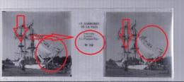 Boite De 12 Vues LE JAMBOREE DE LA PAIX ( Scoute Scoutisme ) Camp Scout Indou  Alsace Cuisine Lorraine LE POURQUOI PAS - Photos Stéréoscopiques