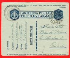 FRANCHIGIA-POSTA MILITARE- 2° BTG GENIO C.D. LEGNAGO - Guerra 1939-45