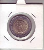 Cipro - 2 Euro Commemorativo - Anno 2009 -  Emu - Cipro