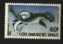 Cote Des Somalis   N° 302   Neuf *  Cote Y&T  12,50  €uro  Au Quart De Cote - Non Classés