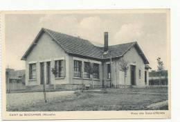 Camp De BOCKANGE (Moselle) - Mess Des Officiers - Autres Communes