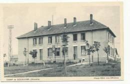 Camp De BOCKANGE (Moselle) - Mess-Hôtel Des Sous-Officiers - Autres Communes